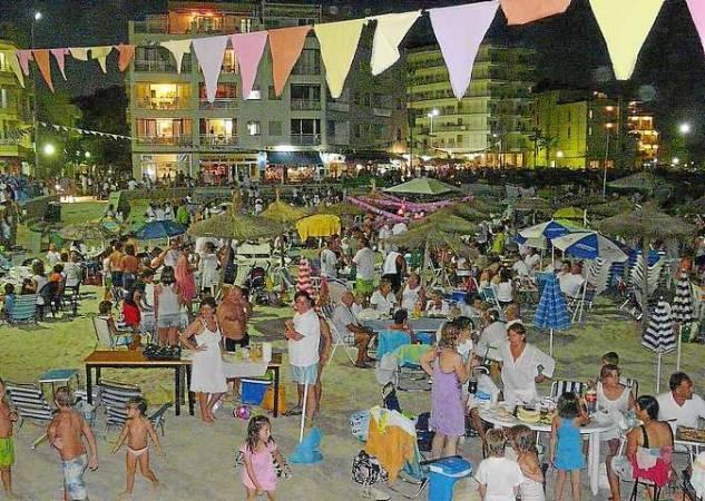 Fiestas de S'Illot, en Manacor, Mallorca