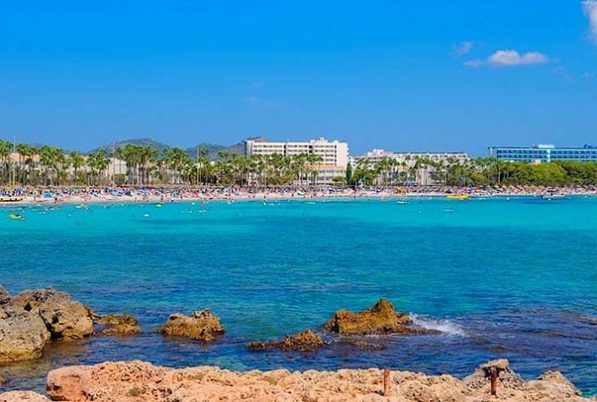 Sa Coma, un destino muy familiar en Mallorca