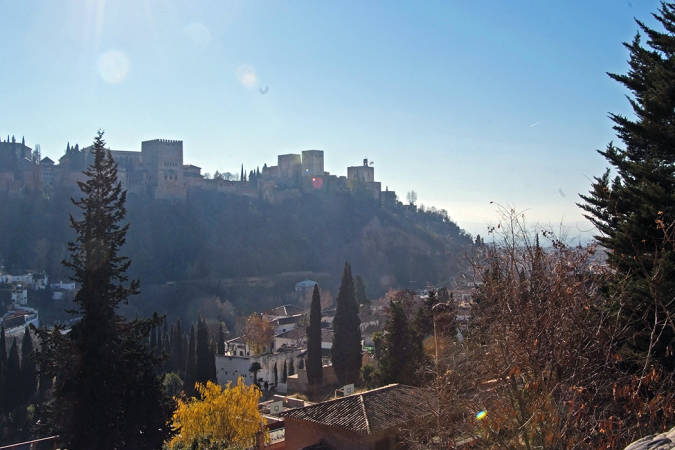 El Sacromonte, el barrio con más duende de Granada