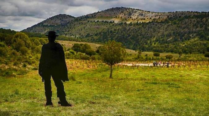 Sad Hill, un cementerio de película en Burgos