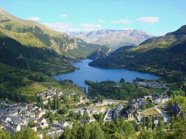 Sallent de Gállego, destino de alta montaña en Huesca