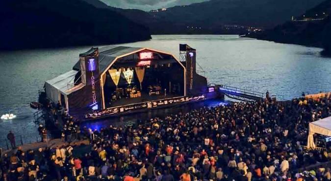 Festival Pirineos Sur, en Lanuza, Sallent de Gállego