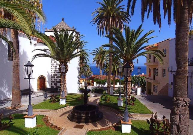 San Andrés y Sauces, en La Palma