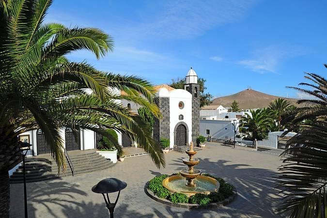 Municipio de San Bartolomé, en Lanzarote