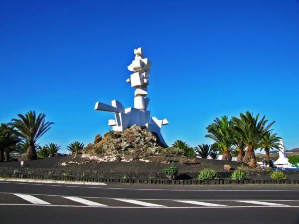 Monumento al Campesino, en San Bartolomé, Lanzarote