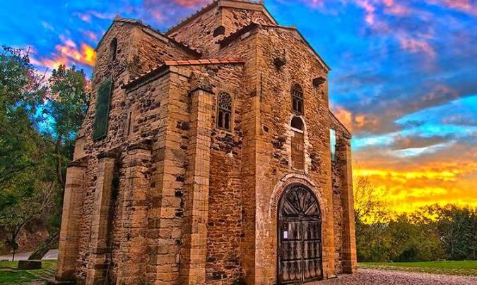San Miguel de Lillo, Patrimonio de la Humanidad en Asturias