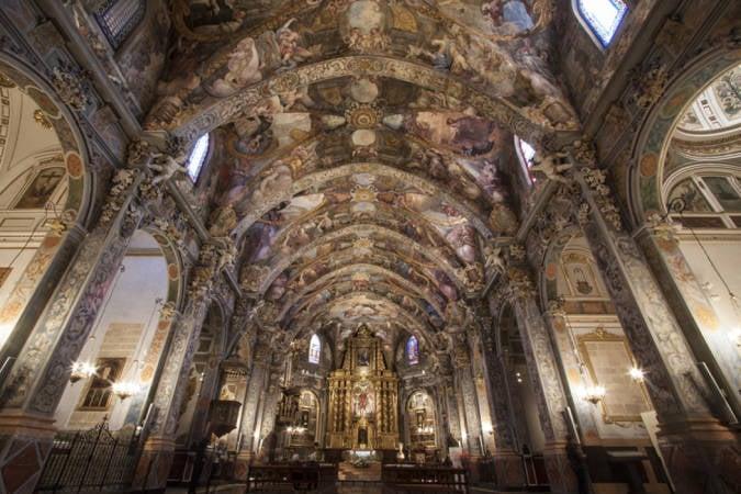Parroquia-Museo de San Nicolás: la Capilla Sixtina valenciana