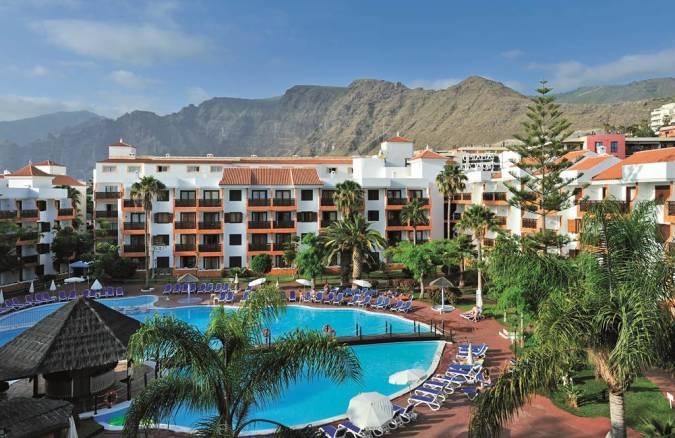 Hotel Globales Tamaimo Tropical, en Tenerife, Islas Canarias