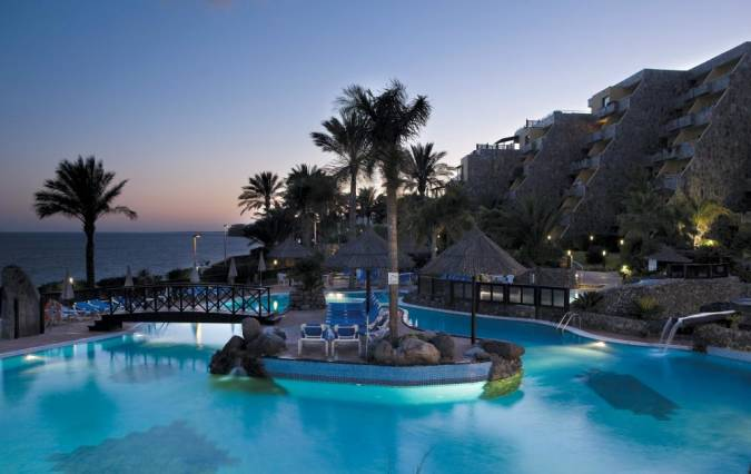 Hotel Bluebay Beach Club, en San agustín, Gran Canaria