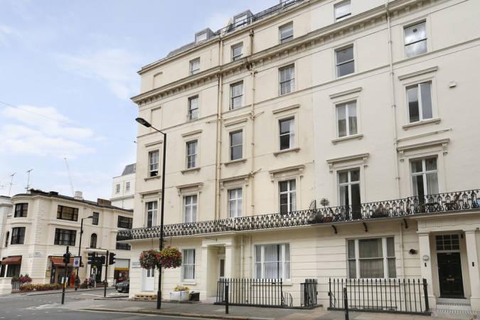 Hotel Prince William, en Londres, Inglaterra
