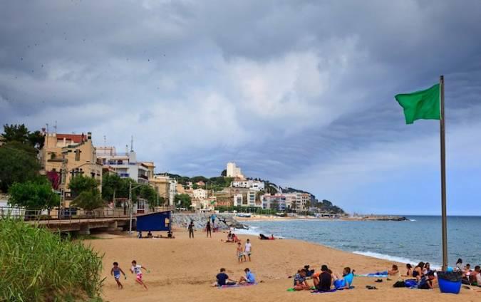 Sant Pol de Mar, vacaciones muy mediterráneas