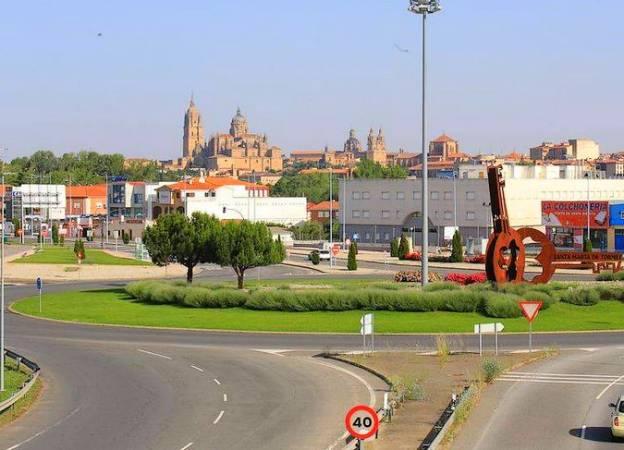 Santa Marta de Tormes, muy cerca de Salamanca