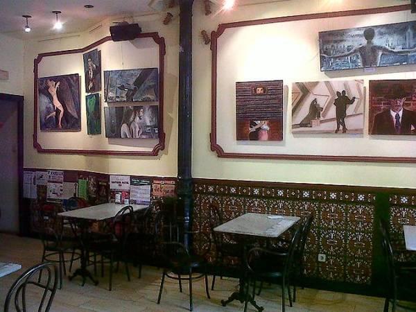 El Santana Bar, en Segovia