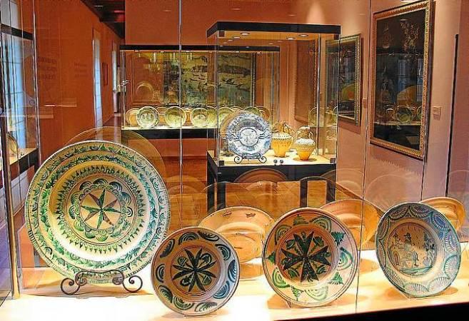 Museo del Santuario de Lluc, en Mallorca