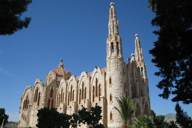 Santuario Santa María Magdalena en Novelda
