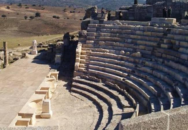 Segóbriga, el esplendor de Roma en la provincia de Cuenca