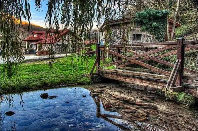 Selores, en el Valle de Cabuérniga, Cantabria