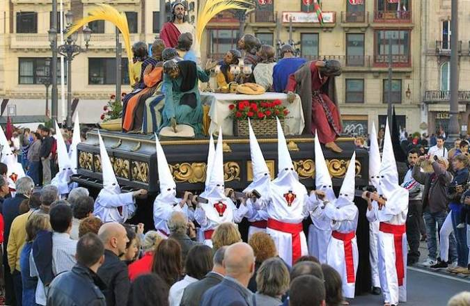 La Semana Santa en Bilbao