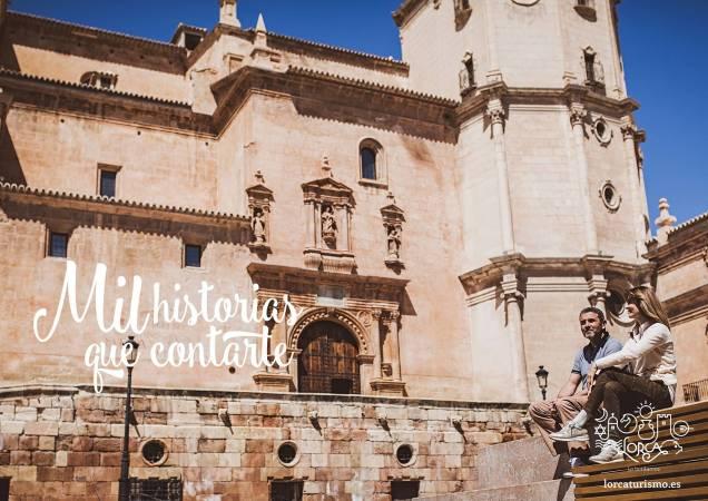 Plaza de España de Lorca