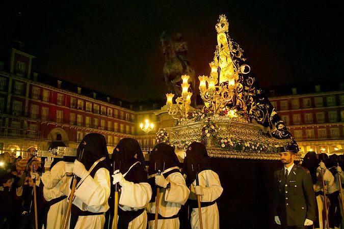 Qué hacer en Madrid en Semana Santa