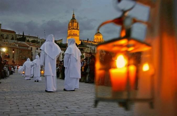 La Semana Santa en Salamanca