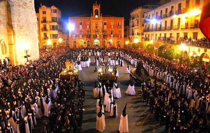 La Semana Santa en Zamora