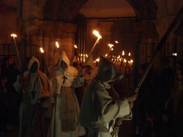 Procesión de la Buena Muerte, en Zamora
