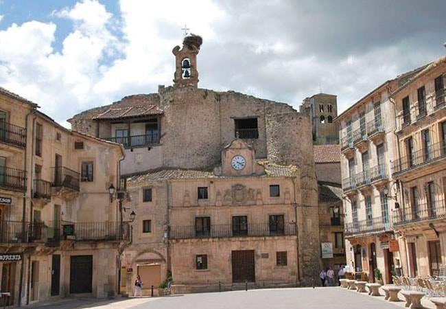 Sepúlveda: una preciosa villa histórica en Segovia
