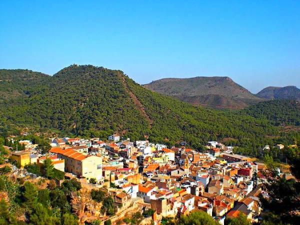 Serra, uno de los pueblos más bonitos de Valencia