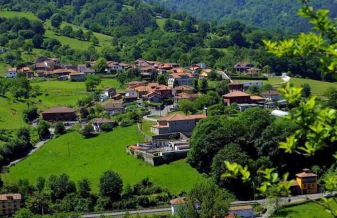 Sevares, pura esencia asturiana
