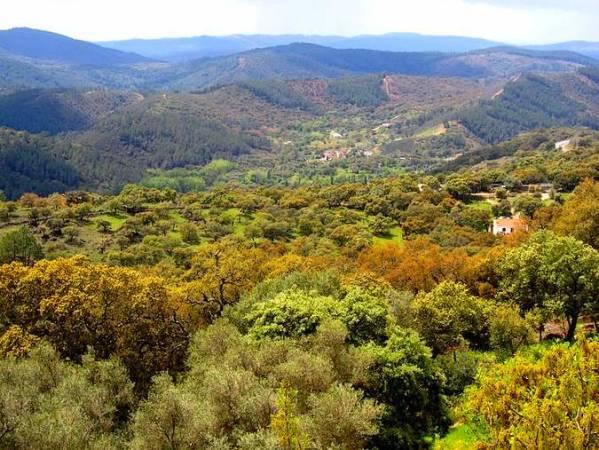 National Geographic recomienda la Sierra de Aracena, en Huelva
