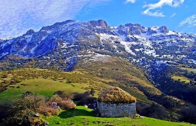 La Sierra del Aramo, paisaje protegido en Asturias