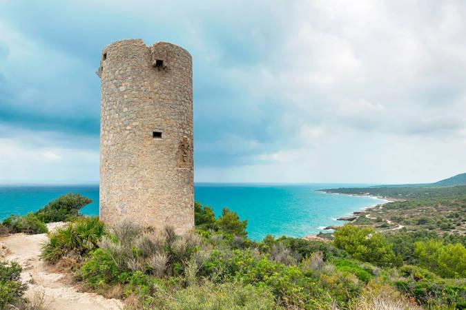 La Sierra de Irta, un paraíso mediterráneo de mar y montaña en Castellón