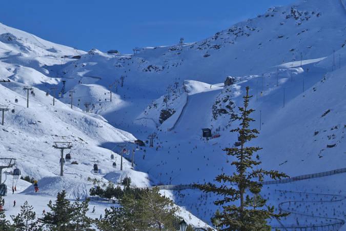 Sierra Nevada arranca temporada el 23 de noviembre
