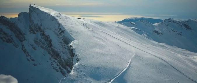 Sierra Nevada inaugura un recorrido de 12 kilómetros, el K12