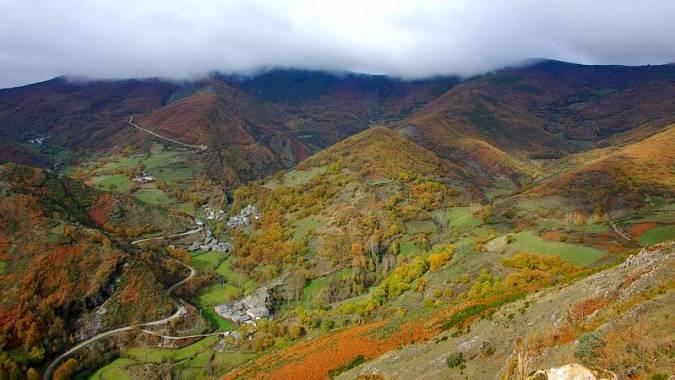 La Sierra de O Courel, en Lugo