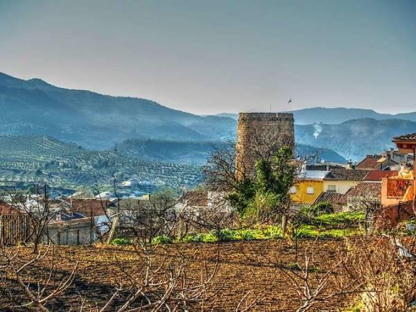 El bello pueblo serrano de Siles, en Jaén