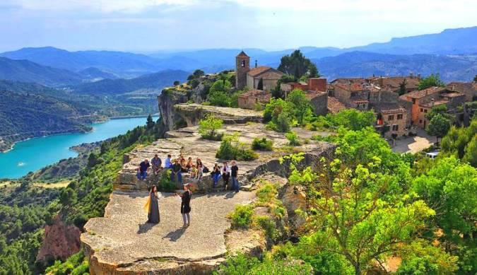 Siurana de Prades, el pueblo con más encanto de Tarragona