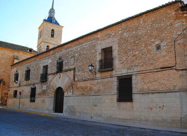 Casa de la Encomienda, en Socuéllamos, Ciudad Real