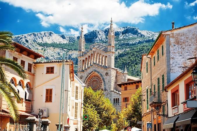 Sóller, un pueblo muy especial en Mallorca