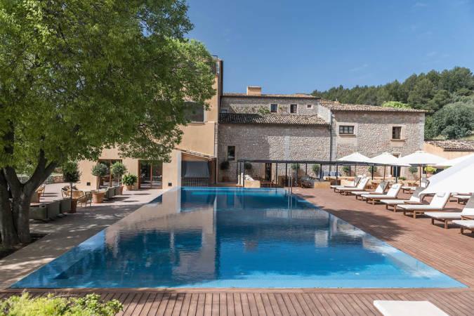 Son Brull, santuario rural y spa en Mallorca
