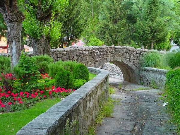 Soto del Real, puerta de entrada a la Sierra de Guadarrama