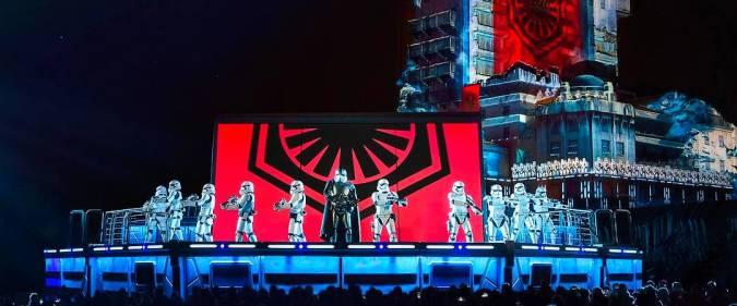 Atracciones Star Wars en Disneyland París