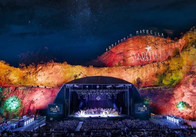 Starlite Marbella: el festival de los festivales