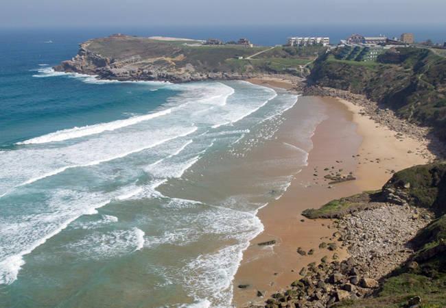 Suances, el perfecto destino de playa en Cantabria