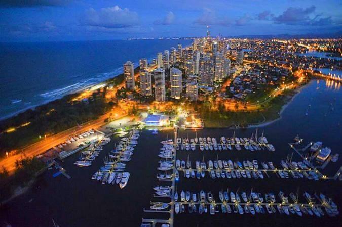 Surfers Paradise, en Australia