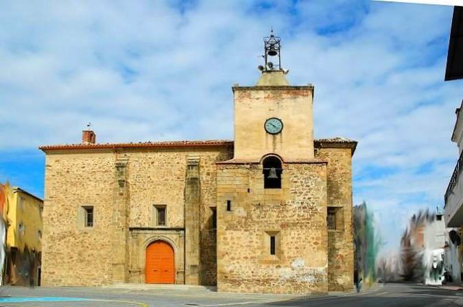 Iglesia de San Martín, en Talayuela, Cáceres