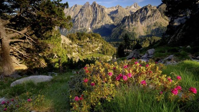 Parque Nacional de Aigüestortes, en Lleida