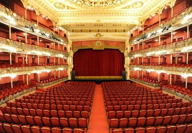 Teatro Arriaga en Bilbao: una visita mágica