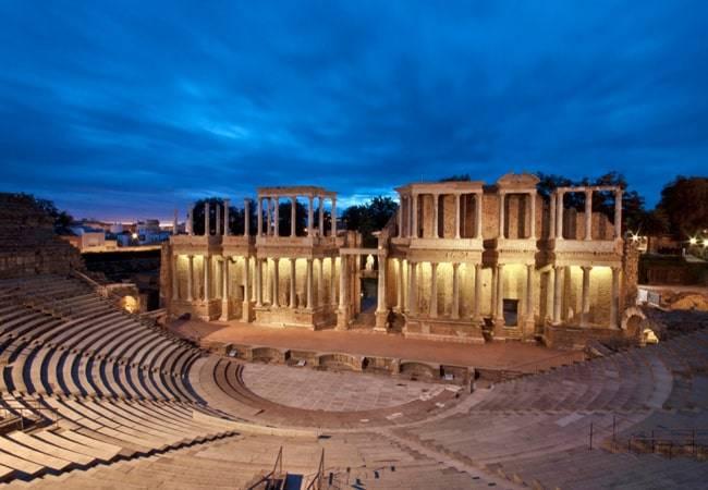 Teatros al aire libre para el verano